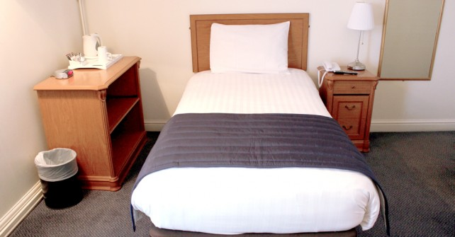Single Room Hotel in Leeds